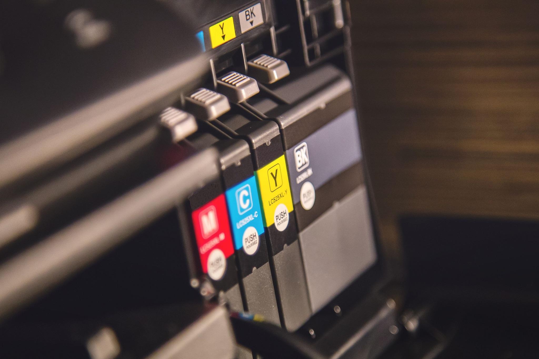 Printer compressor